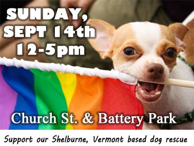 Passion 4 Paws at Pride Vermont Festival | Passion 4 Paws